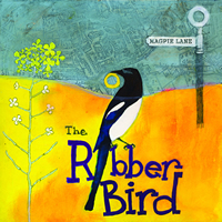 The Robber Bird CD cover