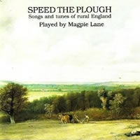 Speed the Plough CD cover