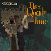 Three Quarter Time CD cover - click for full size